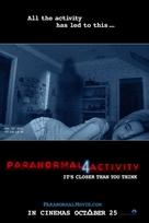 Paranormal Activity 4 - Singaporean Movie Poster (xs thumbnail)