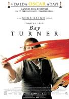 Mr. Turner - Turkish Movie Poster (xs thumbnail)