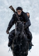 War for the Planet of the Apes - Key art (xs thumbnail)