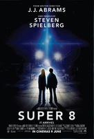 Super 8 - Malaysian Movie Poster (xs thumbnail)