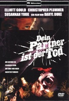 The Silent Partner - German DVD movie cover (xs thumbnail)