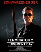 Terminator 2: Judgment Day - Iranian Movie Poster (xs thumbnail)