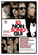 I'm Not There - Italian Movie Poster (xs thumbnail)