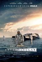 Interstellar - Malaysian Movie Poster (xs thumbnail)
