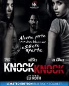 Knock Knock - Italian Movie Cover (xs thumbnail)