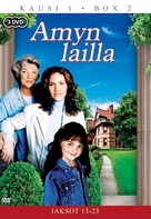 """""""Judging Amy"""" - Finnish DVD movie cover (xs thumbnail)"""