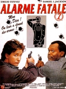 Loaded Weapon - French Movie Poster (xs thumbnail)