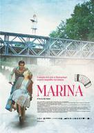 Marina - Greek Movie Poster (xs thumbnail)
