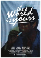 The World Is Yours - Dutch Movie Poster (xs thumbnail)