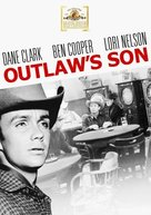 Outlaw's Son - DVD cover (xs thumbnail)