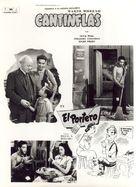 El portero - Mexican Movie Poster (xs thumbnail)