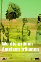 Wo die grünen Ameisen träumen - German Movie Cover (xs thumbnail)