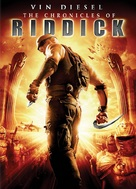 The Chronicles of Riddick - DVD movie cover (xs thumbnail)