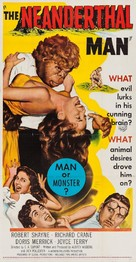The Neanderthal Man - Movie Poster (xs thumbnail)