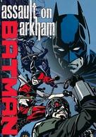 Batman: Assault on Arkham - DVD cover (xs thumbnail)