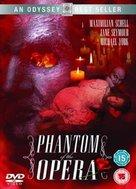The Phantom of the Opera - British Movie Cover (xs thumbnail)