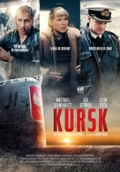 Kursk - Spanish Movie Poster (xs thumbnail)