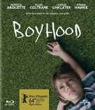 Boyhood - Italian Blu-Ray cover (xs thumbnail)