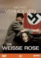 Die weiße Rose - German DVD cover (xs thumbnail)