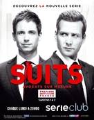 """Suits"" - French Movie Poster (xs thumbnail)"