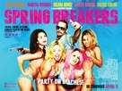 Spring Breakers - British Movie Poster (xs thumbnail)