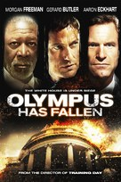 Olympus Has Fallen - DVD movie cover (xs thumbnail)