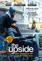 The Upside - Swiss Movie Poster (xs thumbnail)