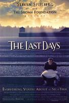 The Last Days - poster (xs thumbnail)