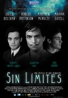 Little Ashes - Spanish Movie Poster (xs thumbnail)