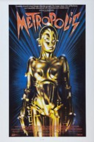Metropolis - Re-release movie poster (xs thumbnail)