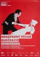 Le charme discret de la bourgeoisie - Czech Movie Poster (xs thumbnail)