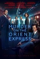 Murder on the Orient Express - Icelandic Movie Poster (xs thumbnail)