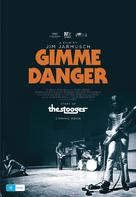Gimme Danger - Australian Movie Poster (xs thumbnail)