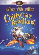 Chitty Chitty Bang Bang - British Movie Cover (xs thumbnail)