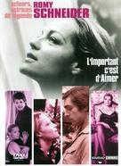 L'important c'est d'aimer - French DVD movie cover (xs thumbnail)