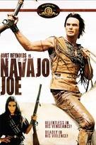 Navajo Joe - DVD cover (xs thumbnail)