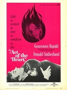 Act of the Heart - Movie Poster (xs thumbnail)