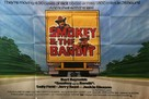 Smokey and the Bandit - British Movie Poster (xs thumbnail)