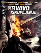 Blood of Redemption - Croatian Blu-Ray movie cover (xs thumbnail)