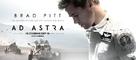 Ad Astra - Singaporean Movie Poster (xs thumbnail)