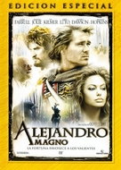 Alexander - Spanish Movie Cover (xs thumbnail)
