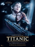 Titanic - Turkish Movie Poster (xs thumbnail)
