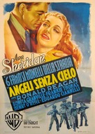 The Angels Wash Their Faces - Italian Movie Poster (xs thumbnail)