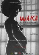 W.A.K.A - French Movie Poster (xs thumbnail)