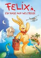 Felix - Ein Hase auf Weltreise - German poster (xs thumbnail)