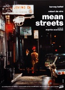 Mean Streets - French Movie Poster (xs thumbnail)