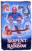 The Serpent and the Rainbow - Ghanian Movie Poster (xs thumbnail)