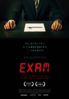 Exam - Belgian Movie Poster (xs thumbnail)