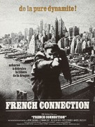 The French Connection - French Movie Poster (xs thumbnail)