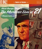 L'assassin habite... au 21 - British Movie Cover (xs thumbnail)